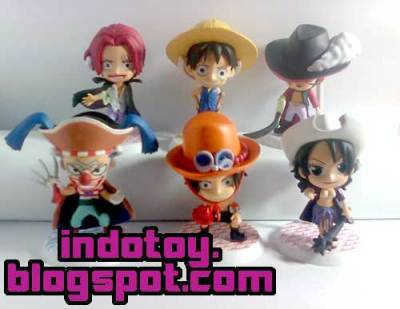 Jual One Piece Ik kyun Chara  Figure