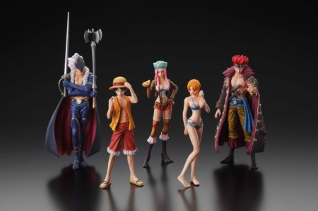 indotoy toko online Jual One Piece Super Styling 5 Super Nova action Figure
