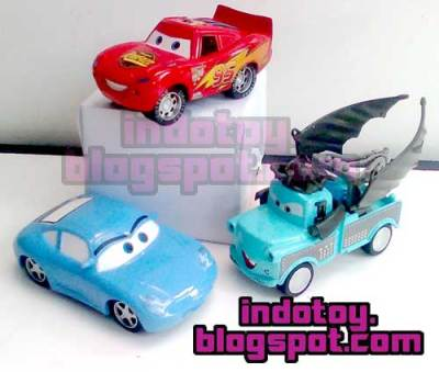 Jual Diecast The Cars Figure