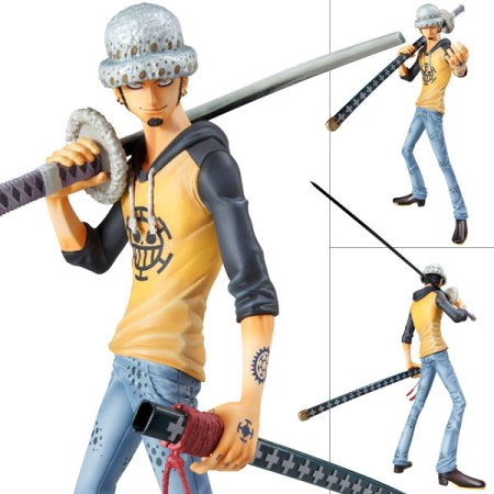 indotoy toko online Jual One Piece POP Trafalgar Law Action Figure
