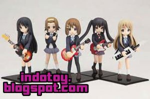 Jual Toys Work Collection Yotengo K-ON! Figure