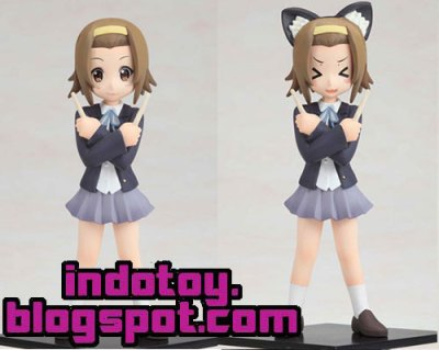 Jual Toys Work Collection Yotengo K-ON!  Figure indotoy online shop