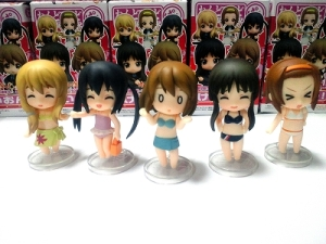 Jual K-ON nendoroid petit figure