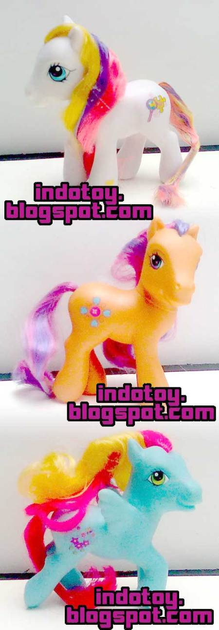 Jual Disney Little Poni Figure