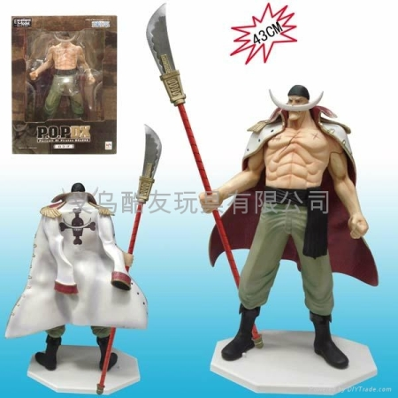 indotoy toko online Jual One Piece POP Edward Newgate Action Figure