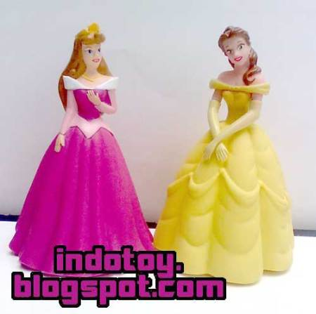 Jual Disney Princes Figure Medium