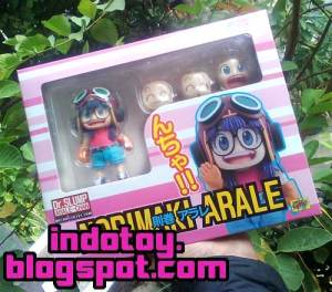 Jual Norimaki Arale : Dr Slump Mecha Collection Figure indotoy toko online