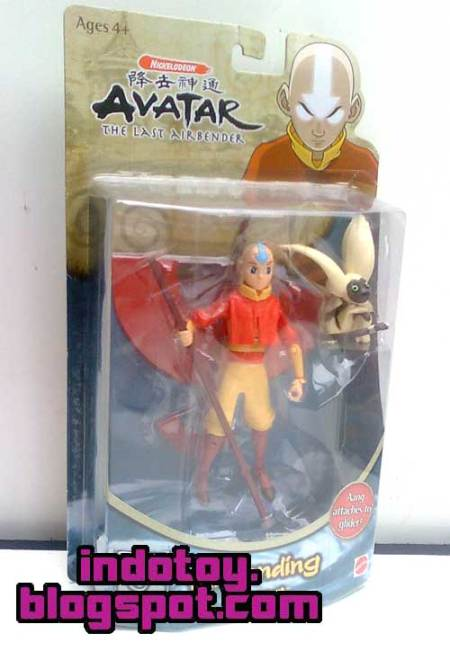 Jual Avatar Last Air Bender Action Figure : Aang