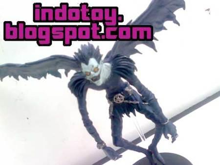 Jual Deathnote Ryuk Sinigami Figure indotoy toko online