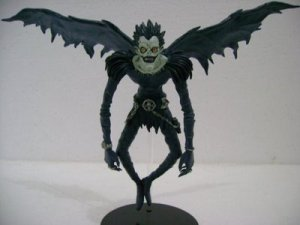 Jual Deathnote Ryuk Snigami Figure indotoy toko online