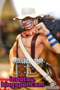 Jual Banpresto Grand Line Men Vol.10 - Usopp New World Figure indotoy toko online