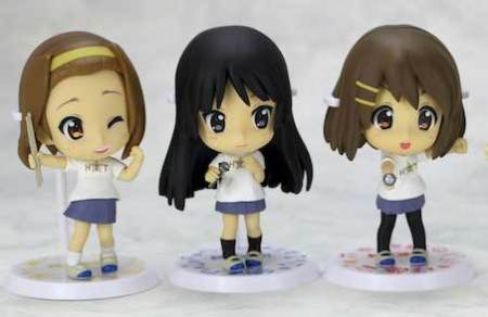 Jual K-ON! Re-campus festival  Petite Figure indotoy toko online