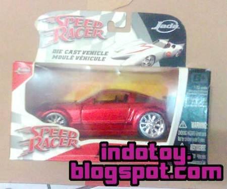 Jual Jada Toys  Speed Racer: Mach 5 indotoy toko online