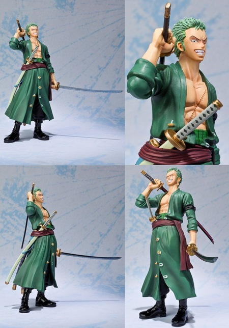 Jual Figuart Zero One Piece New World : Roronoa Zorro Figure indotoy toko online