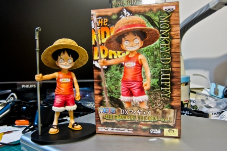 Jual One Piece Grandline Children vol.1 Figure indotoy online shop