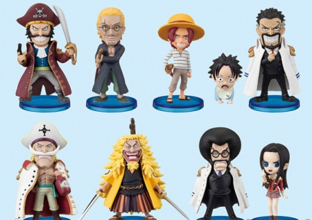 Jual One Piece World Collectible Vol. 0 Figure (WCF) indotoy toko online