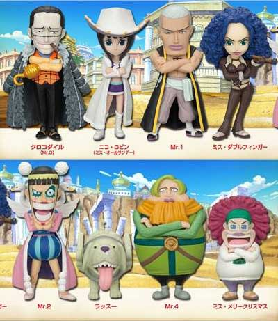 Jual One Piece World Collection Figure (WCF)  seri 16 indotoy toko online