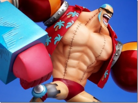 Jual Franky Figuarts Zero New World Figure indotoy toko online