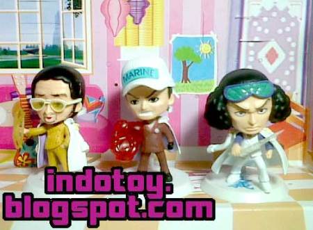 Jual One Piece Ik Kyun Chara seri 2 Figure indotoy action figure online  shop