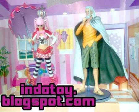 Jual One Piece Anime Super Styling  3Days 2Years 3D2Y Figure indotoy toko online