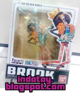 Jual Brook King of Soul Figuarts Zero New World Figure indotoy toko online