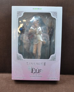 Jual Orchid Seed Lineage II Elf PVC Figure Second Edtion
