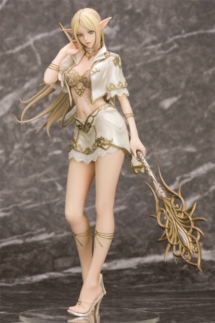 Jual Orchid Seed Lineage II Elf PVC Figure Second Edtion indotoy toko online
