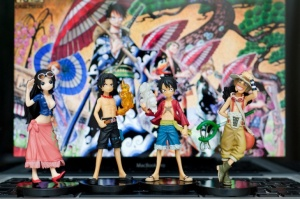 Jual One Piece Half Ages Character Figure seri 1