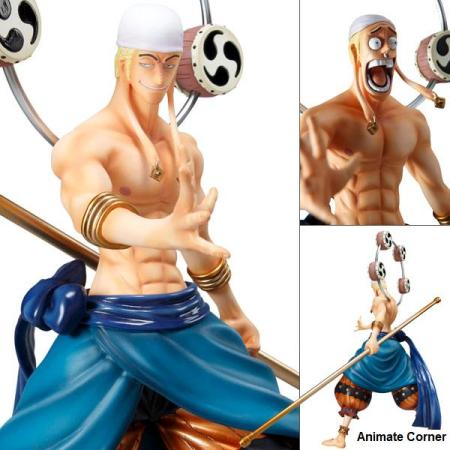 Jual Action Figure P.O.P (Potrait Of Pirate) DX God Enel indotoy toko online