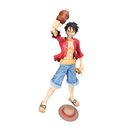 Jual P.O.P New World Version : Monkey D Luffy Sailing Again Action Figure