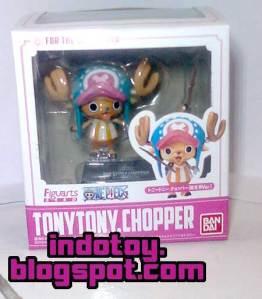 Jual Figuart Zero (FZ0) : Tony Tony Chopper (New Worl Ver.)
