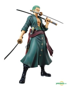 Jual P.O.P New World Version : Roronoa Zorro Sailing Again Action Figure