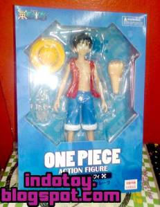 Jual One Piece Action Figure (Bisa Digerakkan)Moveable Action Figure