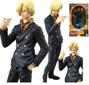 Jual POP One Piece Sanji Sailing Again Action Figure