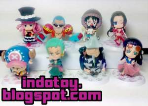 Jual One Piece IK Kyun seri New World Figure