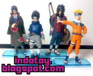 Jual Naruto 4.23 Action Figure