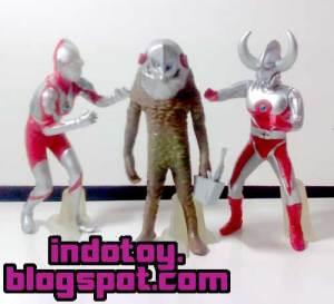 Jual Ultraman Figure Seri 5