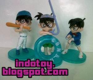 Jual Action Figure Detektif Conan seri 2
