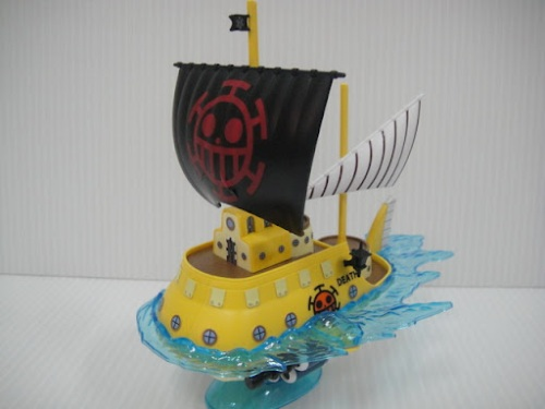 Jual Grandship Collection : Trafalgar-Law's Submarine  Graet Waterway Trafalgar-Law's Submarine
