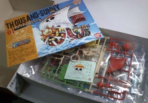 Jual Grandship Collection : Thousand Sunny