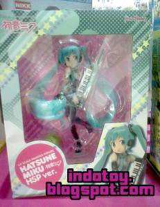 Jual Action Figure Hatsune Miku HSP version
