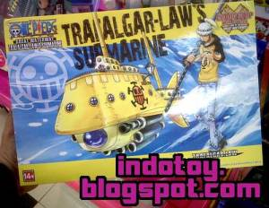 Jual Grandship Collection : Trafalgar-Law's Submarine