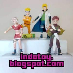 Jual Naruto Figure seri 4.24