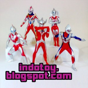Jual Action Figure Ultraman seri 8