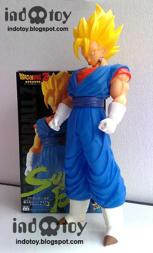 Jual Dragon Ball Z Super Big Size Vinyl Figure seri 3
