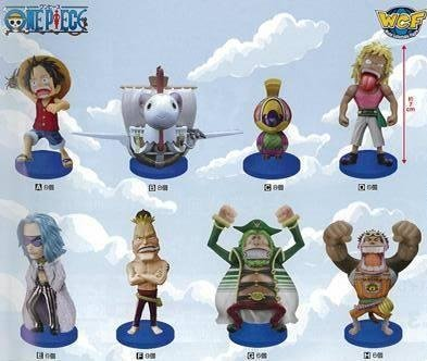 Jual One Piece World Collection Figure (WCF)  seri 18 indotoy toko online