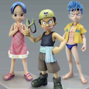 Jual One Piece Kid version seri 3 Action Figure