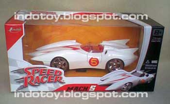 Speed Racer car Jada Toys Diecast
