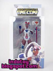 Jual Acton Figure Amecomi  Heroine Series - STEEL