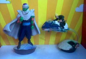 Jual Figure Dragon Ball Diorama isi 8